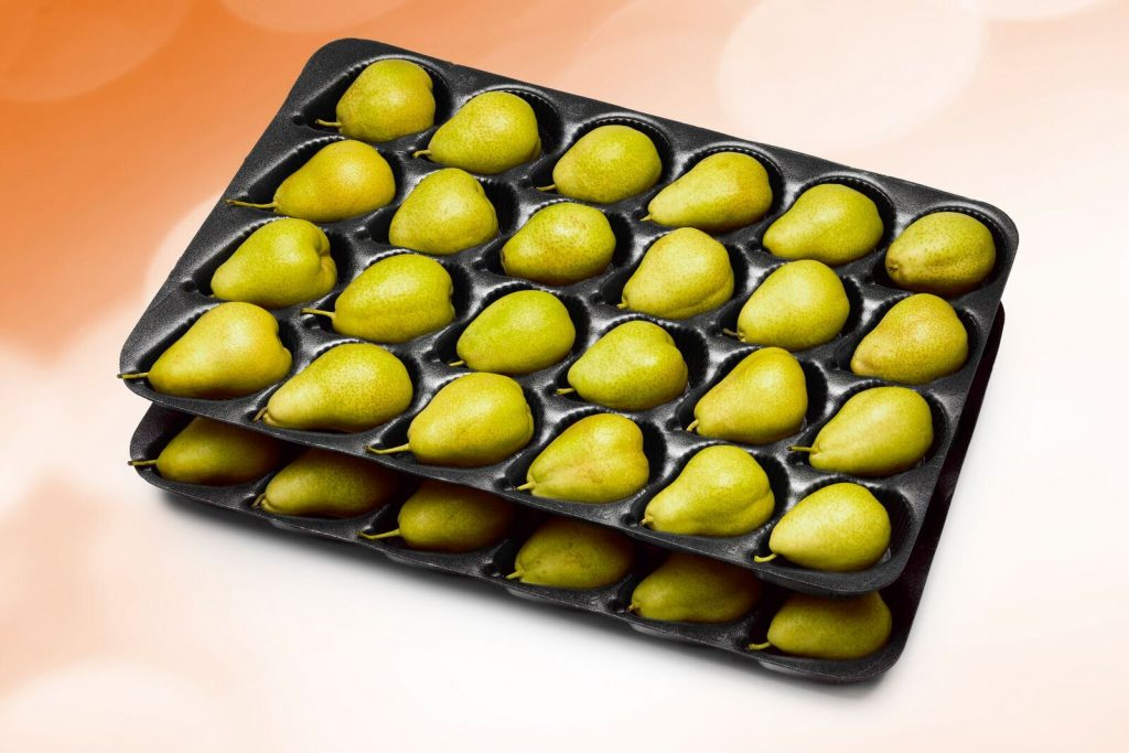 Dolco Foam Pear Tray