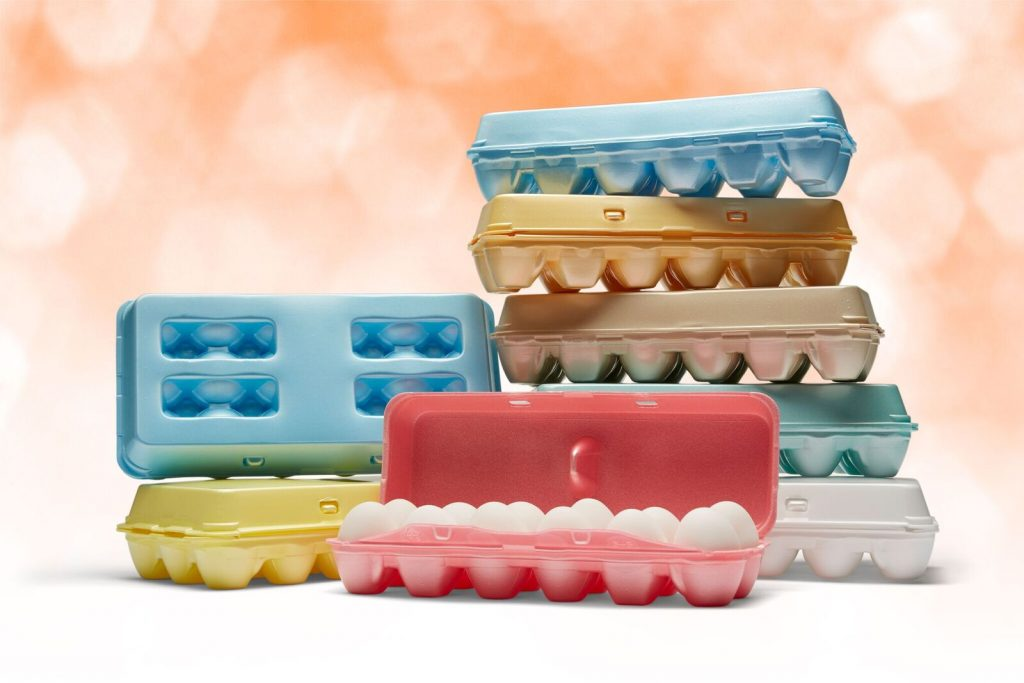Foam Egg Cartons