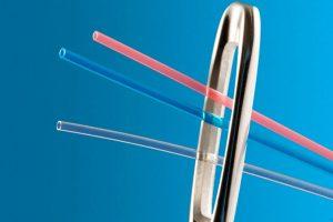 Microextrusion medical tubing from Natvar