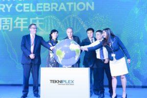 Tekni-Plex China grand opening